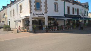 Enseigne du restaurant le Marsada